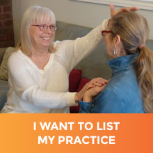 I Want to List My Practice
