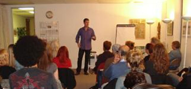Brent Phillips, Theta Healing Training