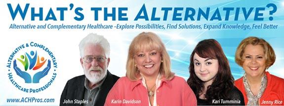 What's the Alternative ACHP Radio