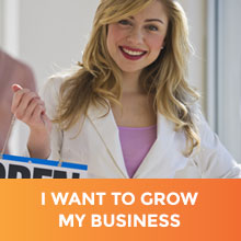 I Want to Grow My Business